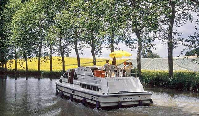 Canal Tours South Of France